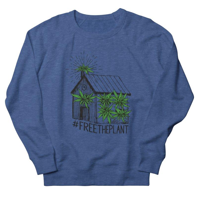 #FreeThePlant Men's Sweatshirt by RevolutionTradingCo