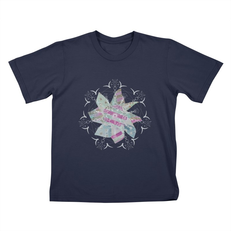 Pinwheel :) Kids T-Shirt by Rhinb's Artist Shop