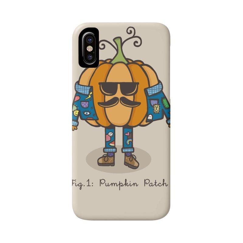 PUMPKIN PATCH Accessories Phone Case by RiLi's Artist Shop