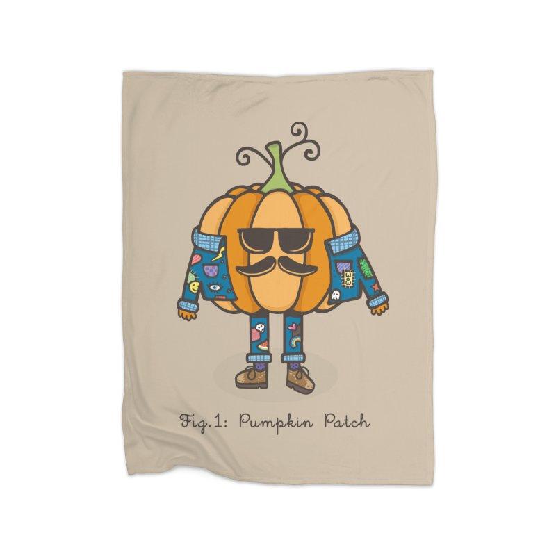PUMPKIN PATCH Home Blanket by RiLi's Artist Shop