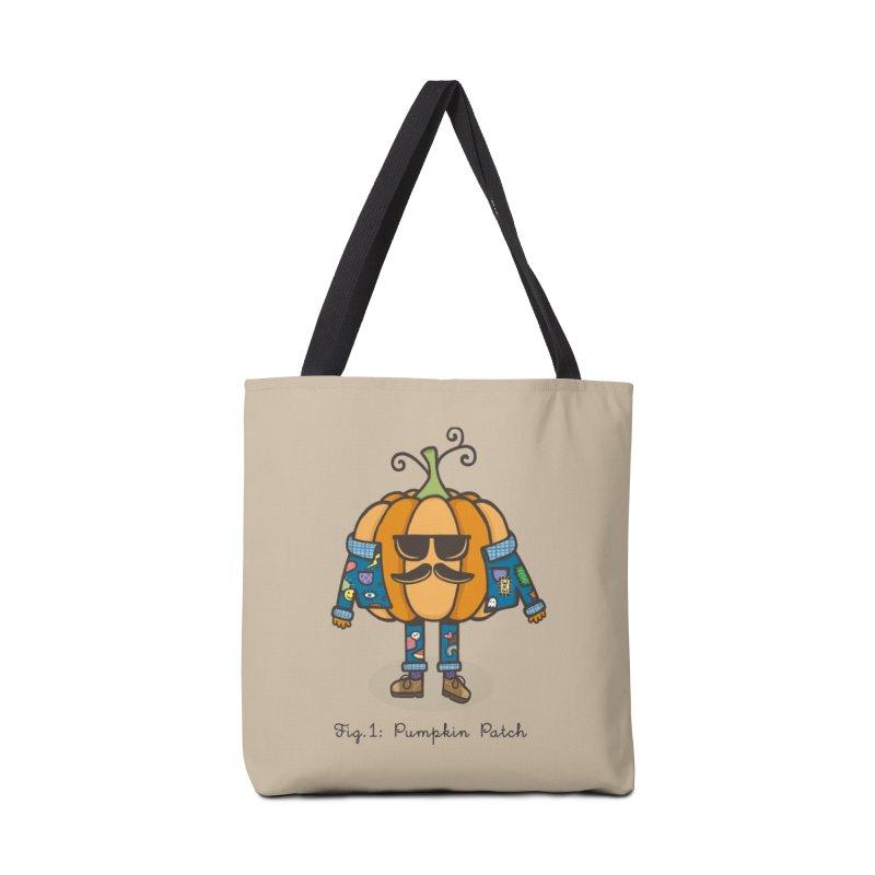 PUMPKIN PATCH Accessories Bag by RiLi's Artist Shop