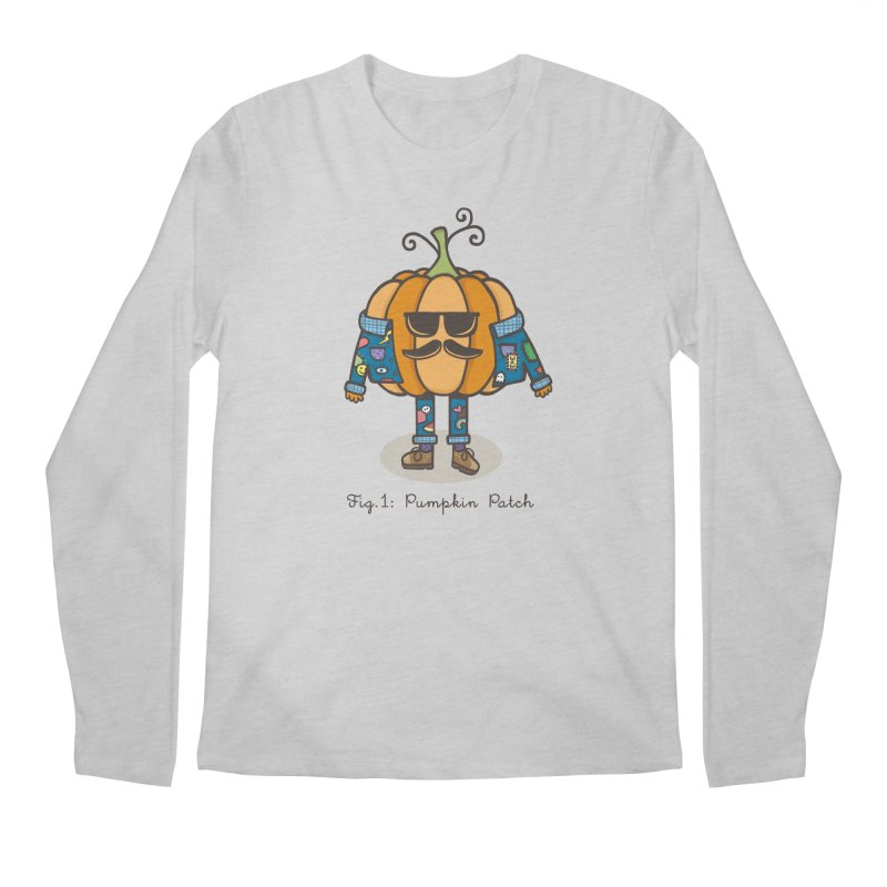 PUMPKIN PATCH Men's Longsleeve T-Shirt by RiLi's Artist Shop