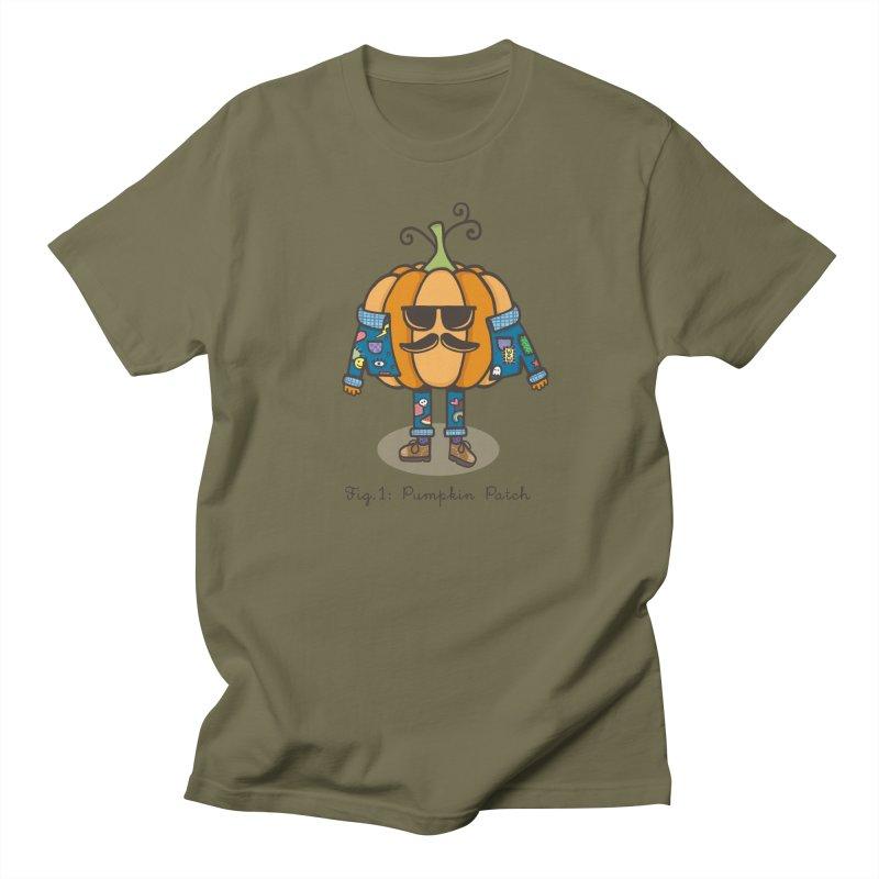 PUMPKIN PATCH Women's Unisex T-Shirt by RiLi's Artist Shop