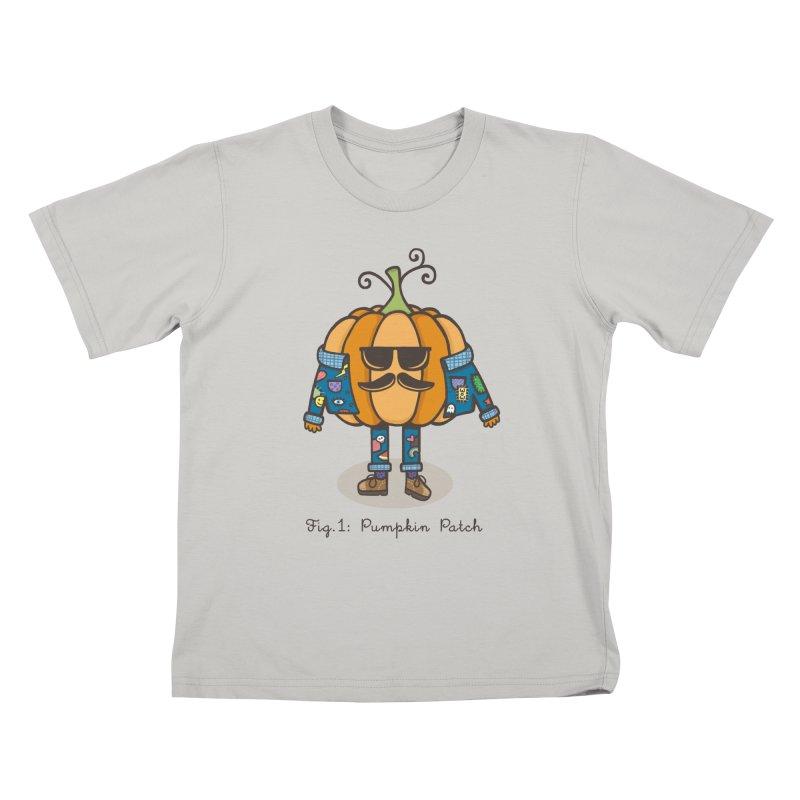 PUMPKIN PATCH Kids T-shirt by RiLi's Artist Shop