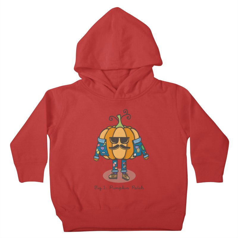 PUMPKIN PATCH Kids Toddler Pullover Hoody by RiLi's Artist Shop