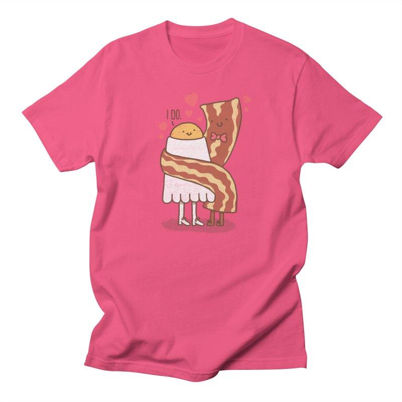 TILL LUNCH DO US PART Women's Unisex T-Shirt by RiLi's Artist Shop