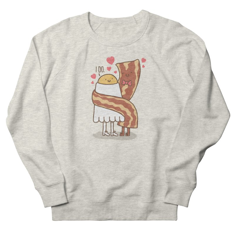 TILL LUNCH DO US PART Women's Sweatshirt by RiLi's Artist Shop