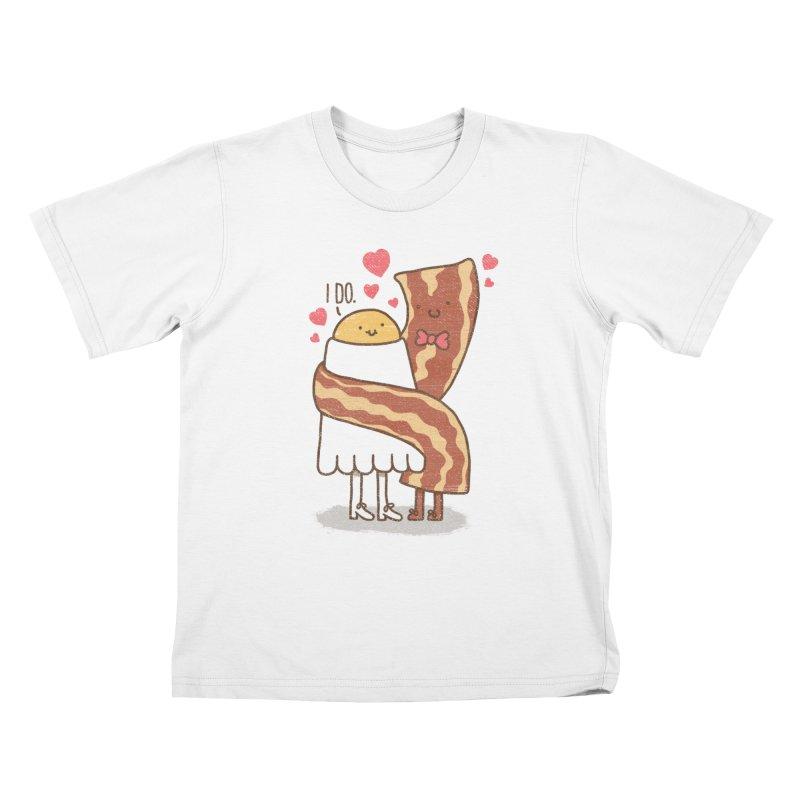 TILL LUNCH DO US PART Kids Toddler T-Shirt by RiLi's Artist Shop