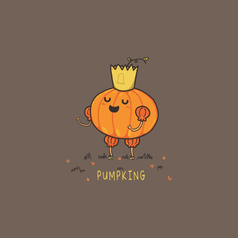 PUMPKING Kids T-Shirt by RiLi's Artist Shop