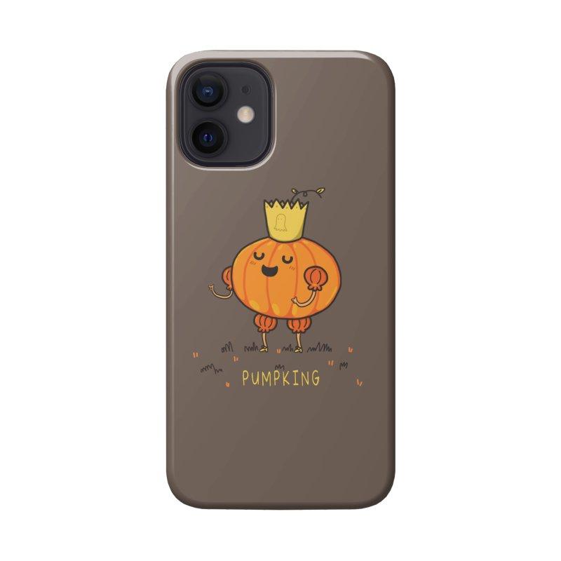 PUMPKING Accessories Phone Case by RiLi's Artist Shop