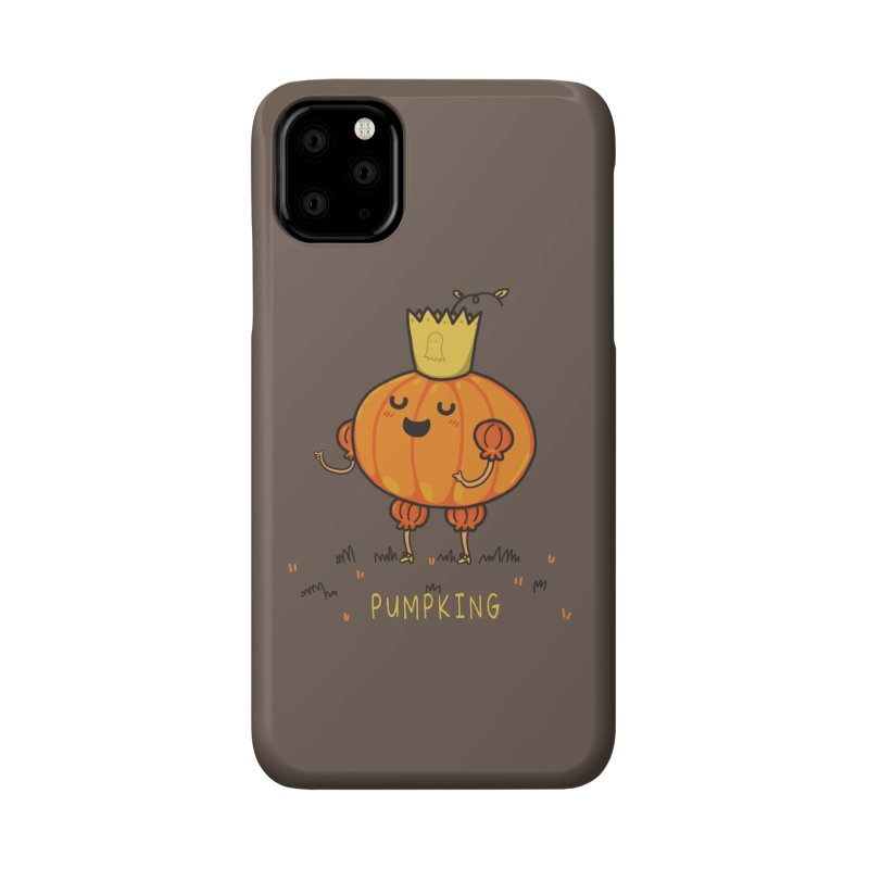 PUMPKING Accessories Phone Case by RiLi's Artist Shop