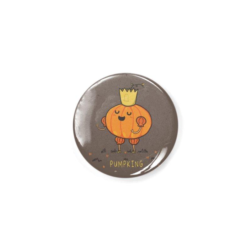 PUMPKING Accessories Button by RiLi's Artist Shop