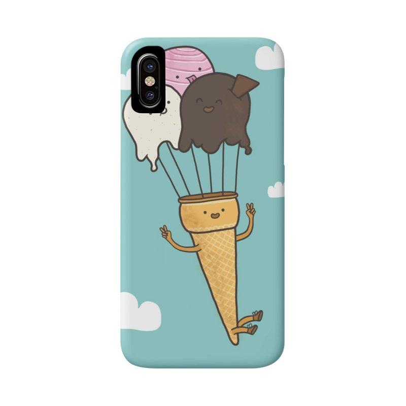 PARACUTE Accessories Phone Case by RiLi's Artist Shop