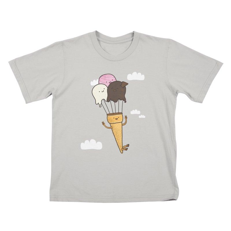 PARACUTE Kids T-shirt by RiLi's Artist Shop