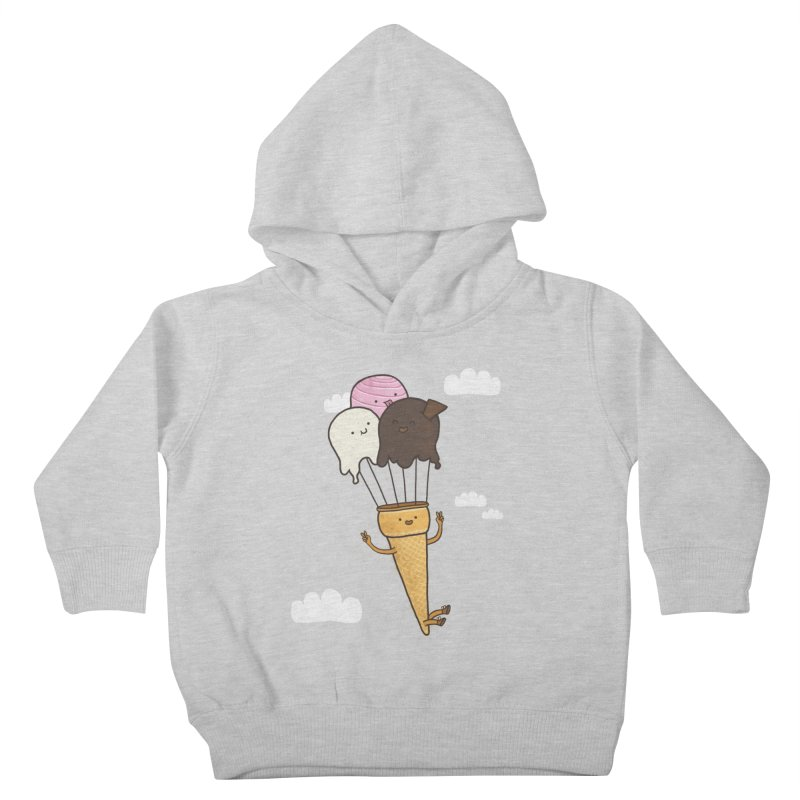 PARACUTE Kids Toddler Pullover Hoody by RiLi's Artist Shop