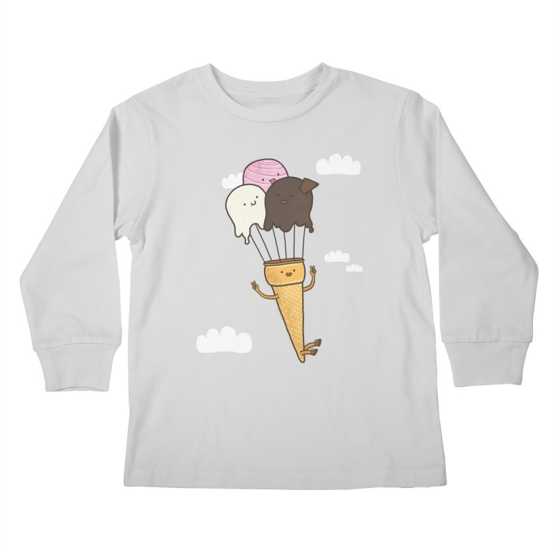 PARACUTE Kids Longsleeve T-Shirt by RiLi's Artist Shop