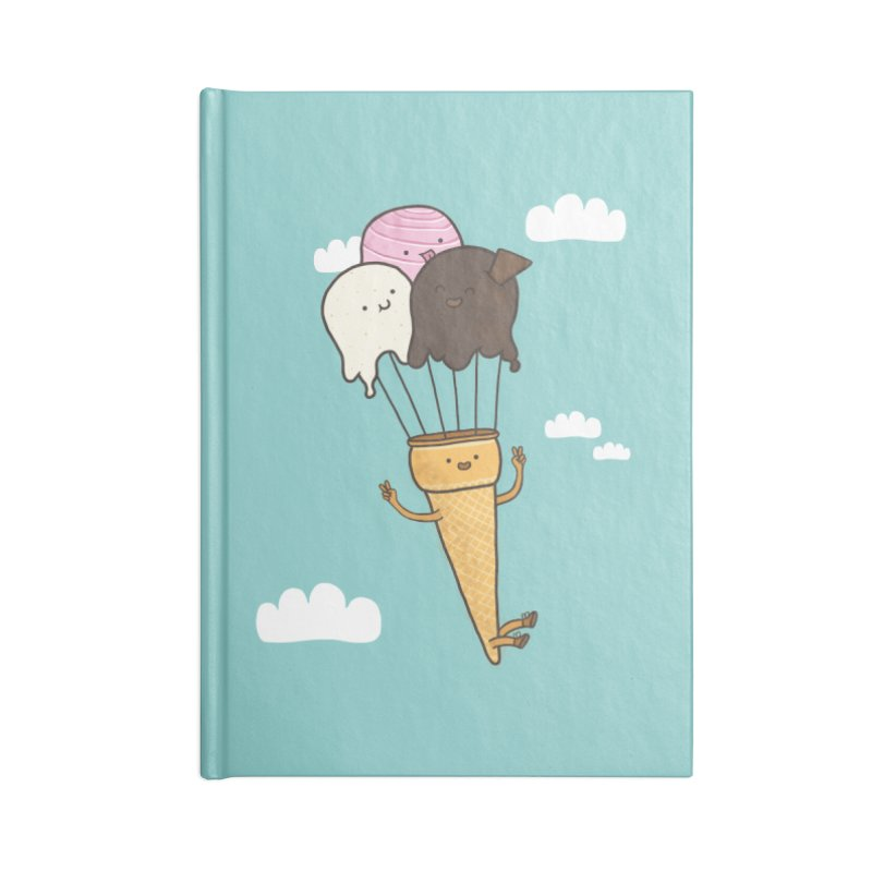 PARACUTE Accessories Notebook by RiLi's Artist Shop