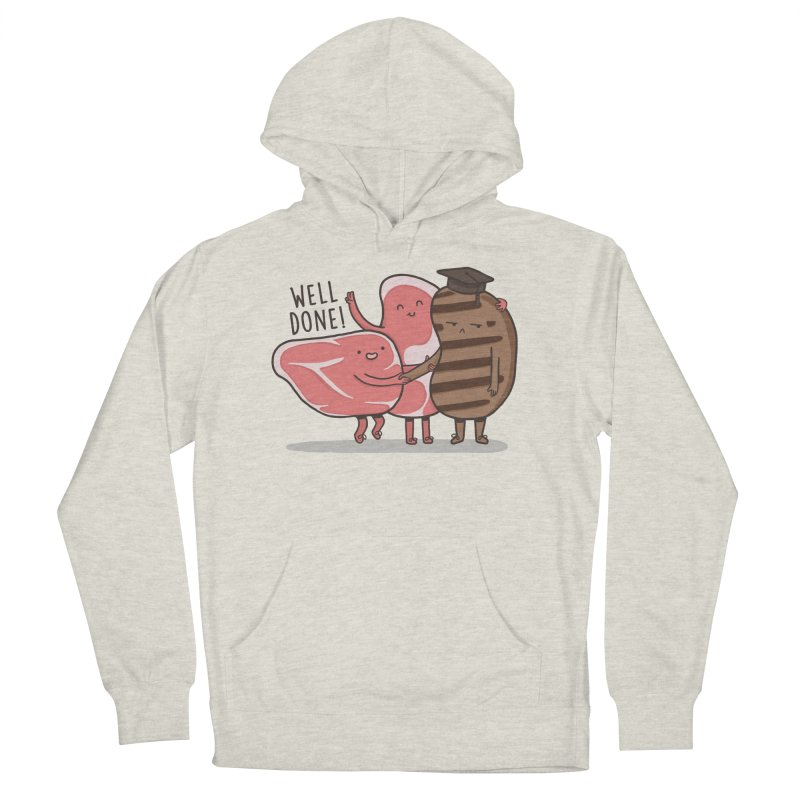 THE GRADUATE  Men's Pullover Hoody by RiLi's Artist Shop