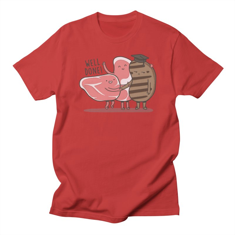 THE GRADUATE  Men's T-shirt by RiLi's Artist Shop