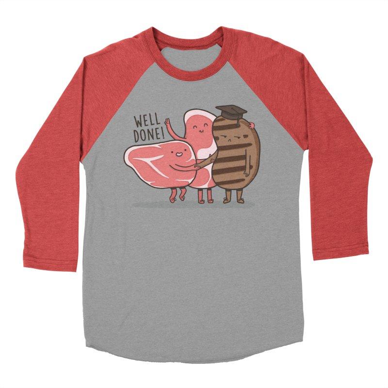 THE GRADUATE  Women's Baseball Triblend T-Shirt by RiLi's Artist Shop