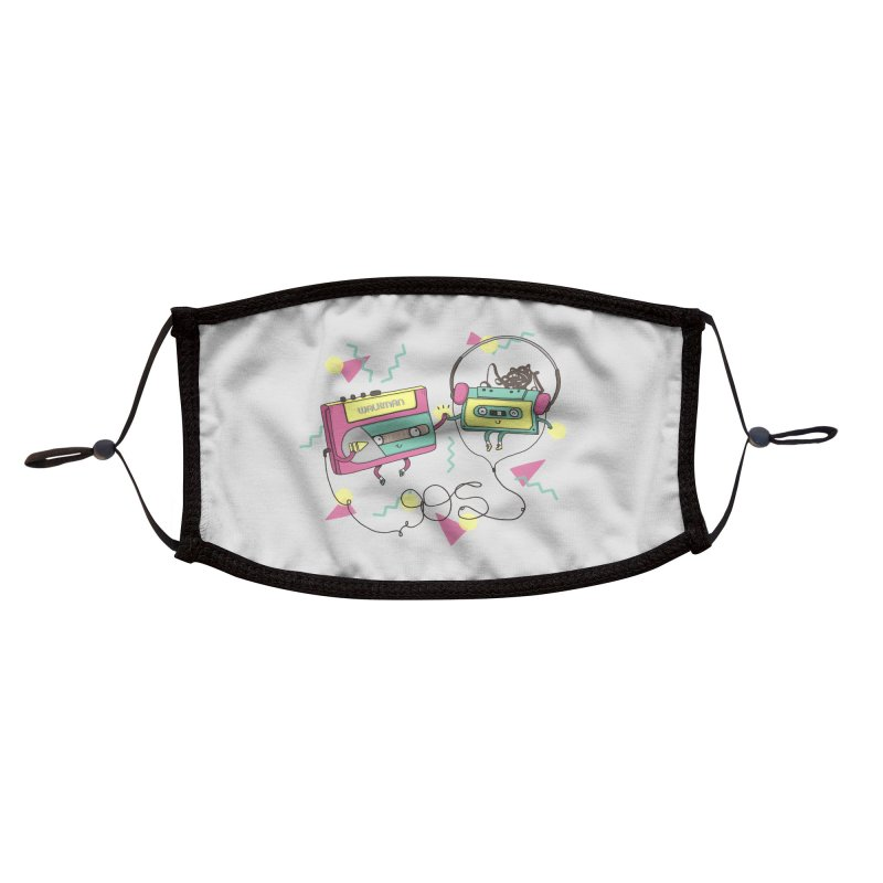 GREATEST HITS Accessories Face Mask by RiLi's Artist Shop