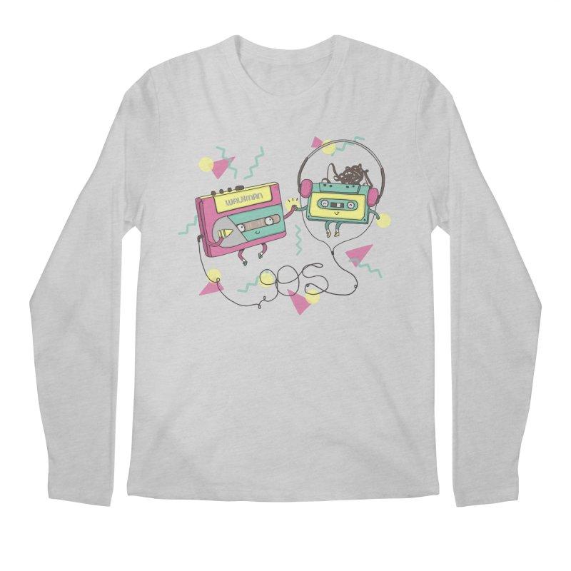 GREATEST HITS Men's Longsleeve T-Shirt by RiLi's Artist Shop