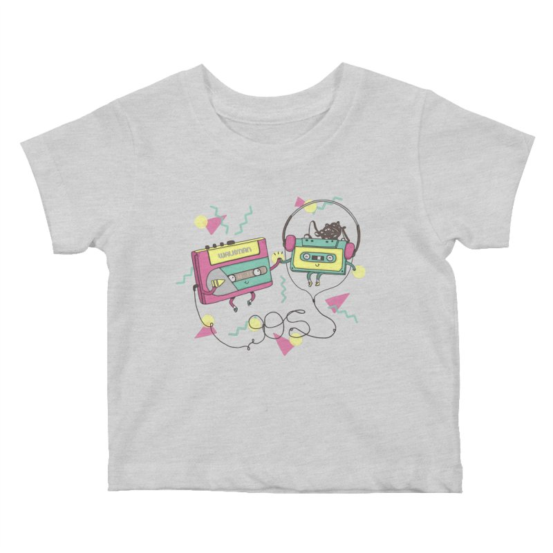 GREATEST HITS Kids Baby T-Shirt by RiLi's Artist Shop