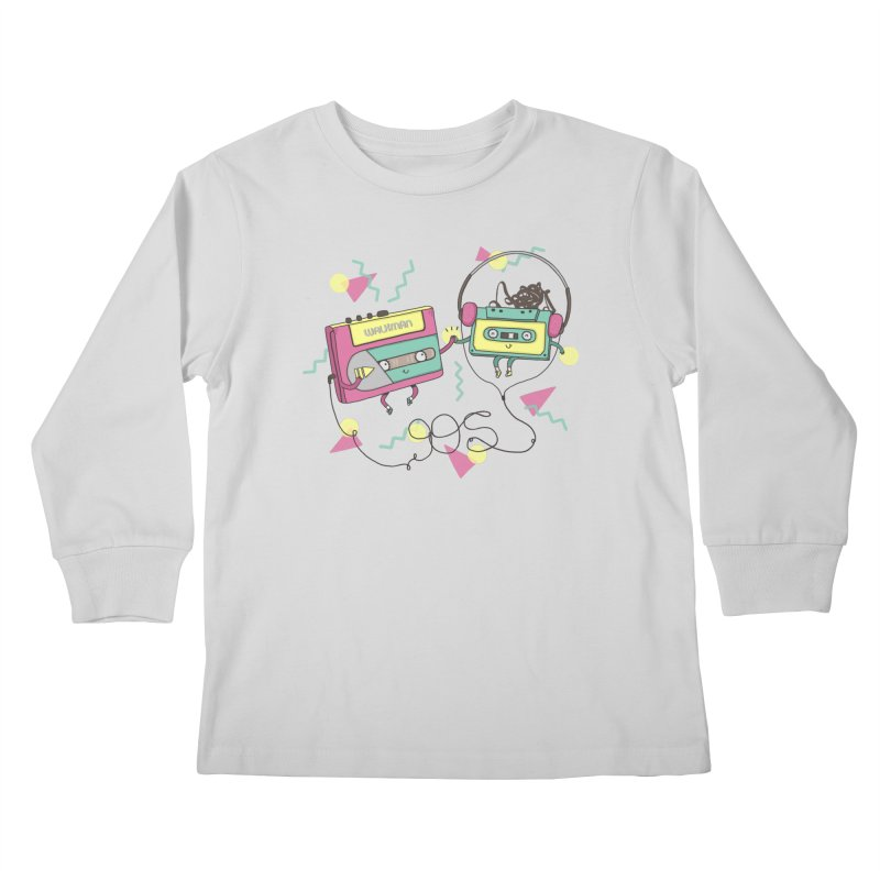 GREATEST HITS Kids Longsleeve T-Shirt by RiLi's Artist Shop
