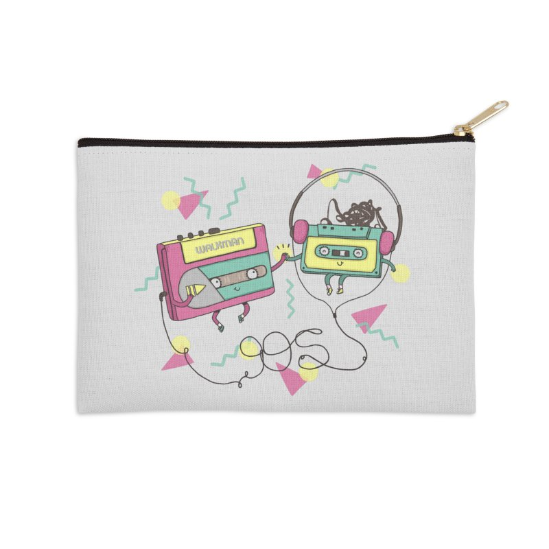 GREATEST HITS Accessories Zip Pouch by RiLi's Artist Shop