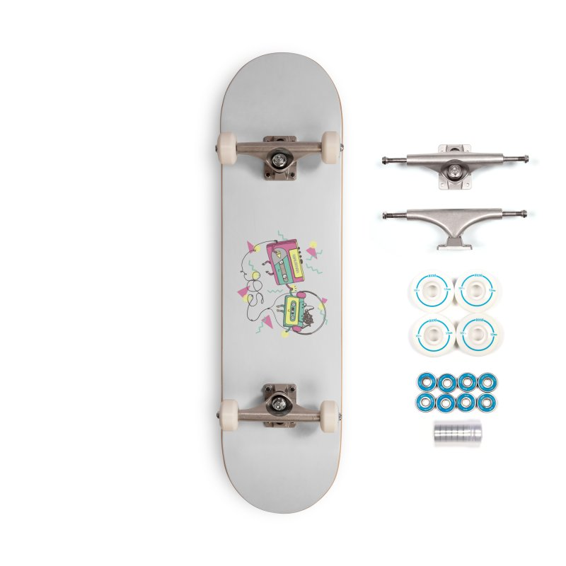 GREATEST HITS Accessories Skateboard by RiLi's Artist Shop