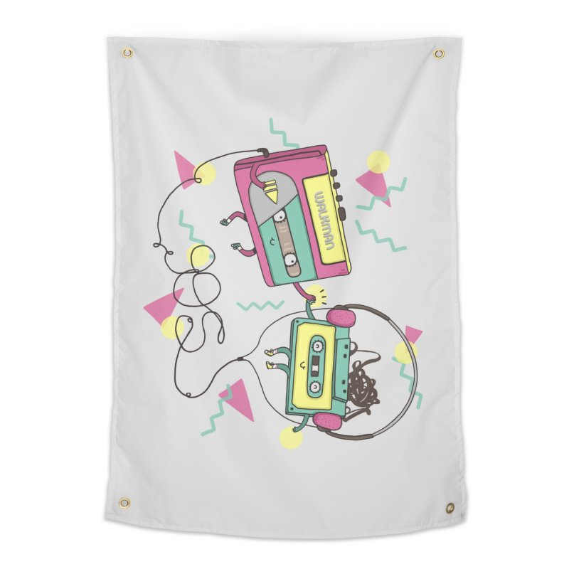 GREATEST HITS Home Tapestry by RiLi's Artist Shop