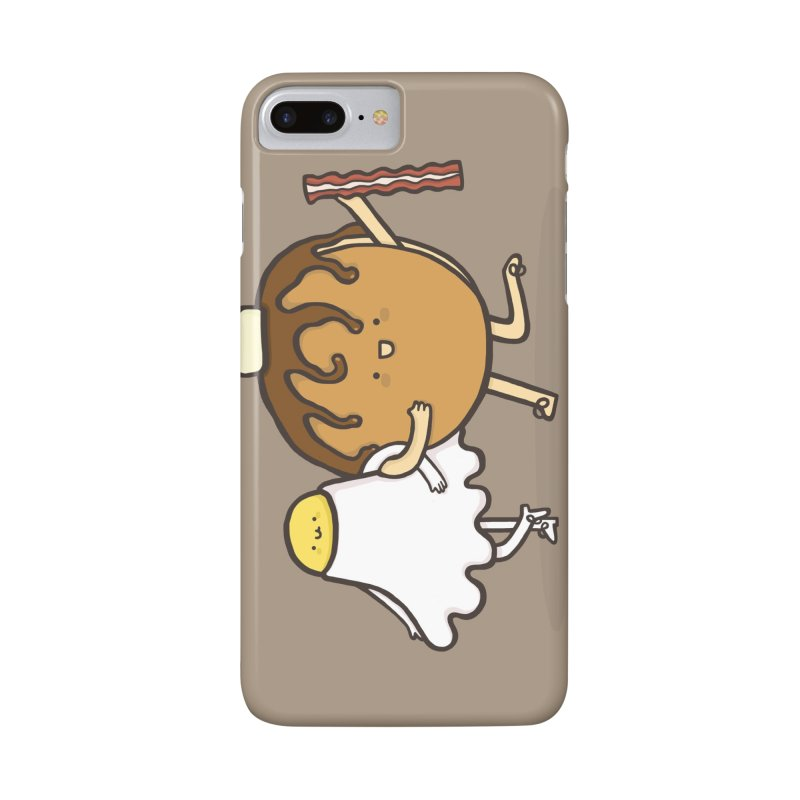 TAP DANCE FOR BREAKFAST Accessories Phone Case by RiLi's Artist Shop