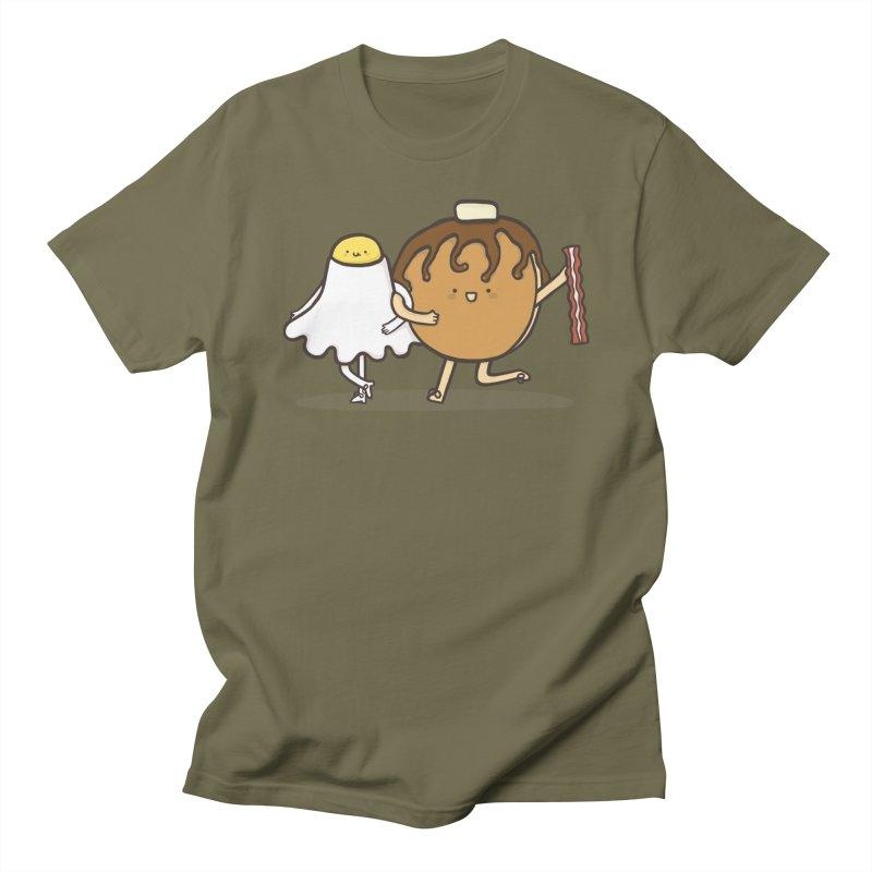 TAP DANCE FOR BREAKFAST Men's T-shirt by RiLi's Artist Shop