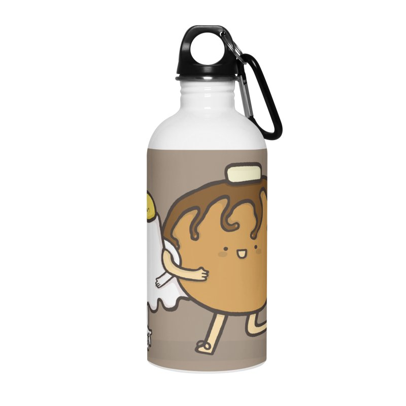 TAP DANCE FOR BREAKFAST Accessories Water Bottle by RiLi's Artist Shop