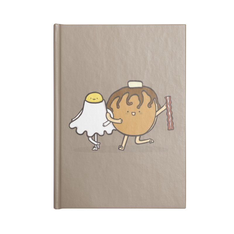 TAP DANCE FOR BREAKFAST Accessories Notebook by RiLi's Artist Shop