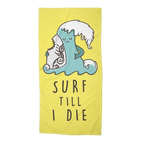image for SURF TILL I DIE