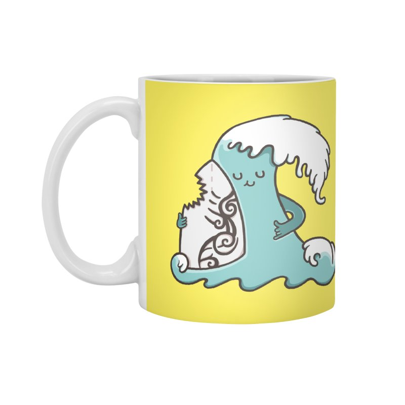SURF TILL I DIE  Accessories Mug by RiLi's Artist Shop