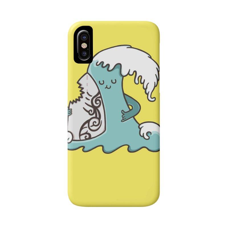SURF TILL I DIE  Accessories Phone Case by RiLi's Artist Shop