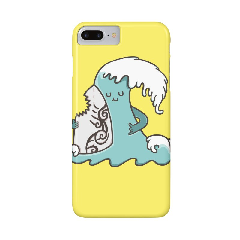 SURF TILL I DIE  Accessories Phone Case by RiLi's Artist Shop