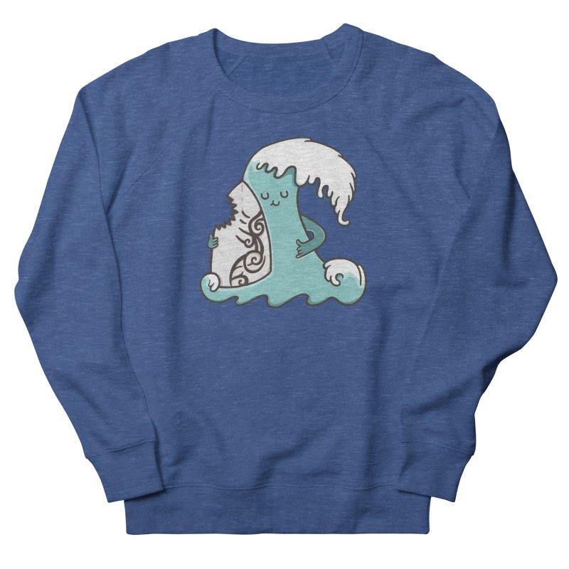 SURF TILL I DIE  Men's Sweatshirt by RiLi's Artist Shop