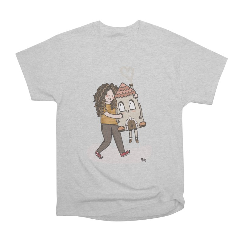THERE'S NO PLACE LIKE HOME Men's T-Shirt by RiLi's Artist Shop