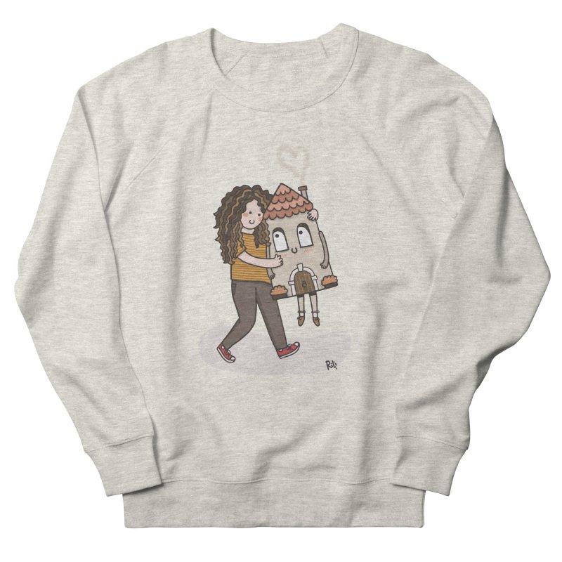THERE'S NO PLACE LIKE HOME Men's Sweatshirt by RiLi's Artist Shop