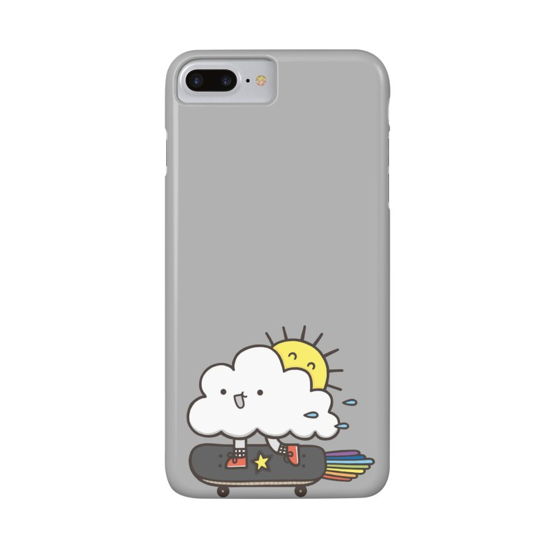 ALWAYS TIME TO SKATE Accessories Phone Case by RiLi's Artist Shop