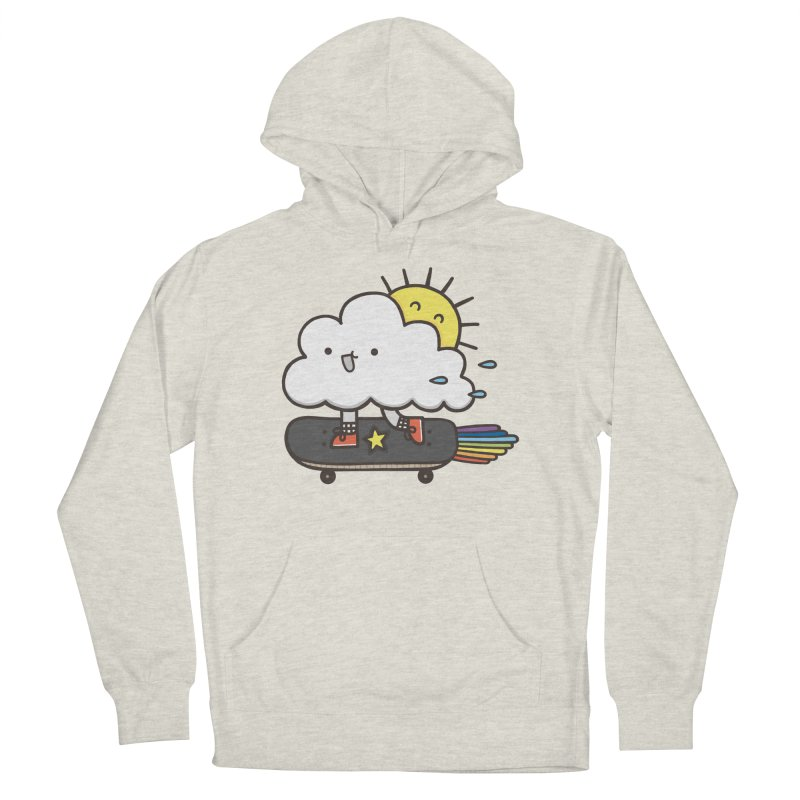 ALWAYS TIME TO SKATE Men's Pullover Hoody by RiLi's Artist Shop
