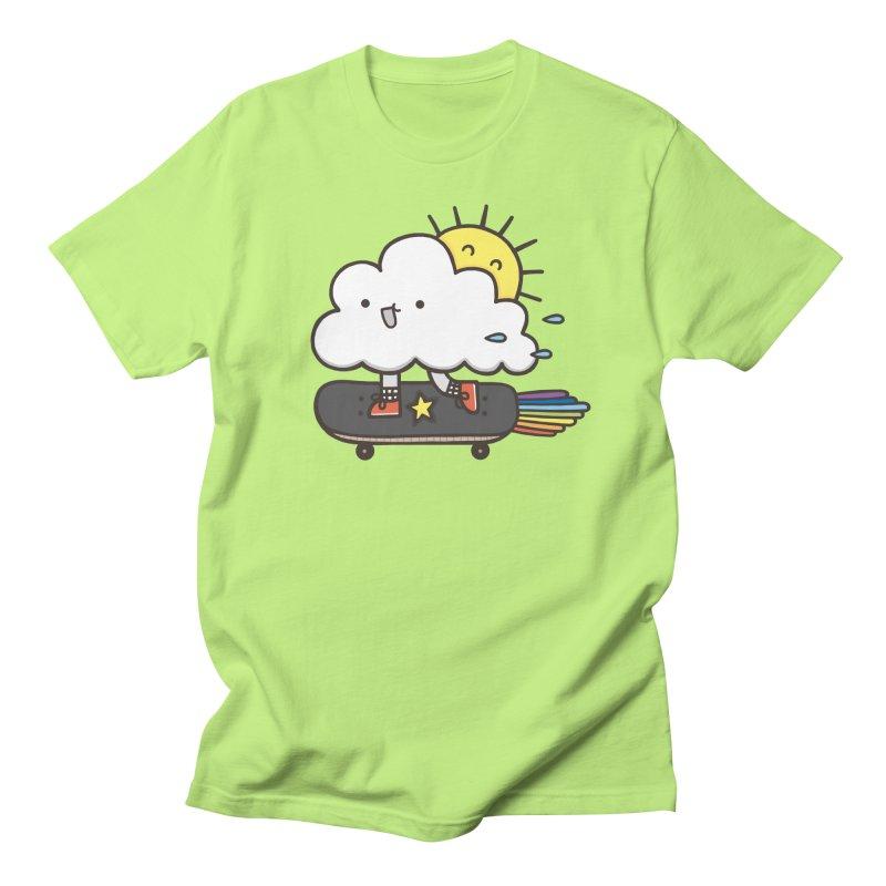 ALWAYS TIME TO SKATE Women's Unisex T-Shirt by RiLi's Artist Shop