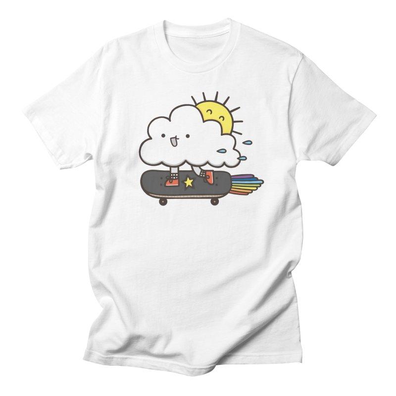 ALWAYS TIME TO SKATE Men's T-shirt by RiLi's Artist Shop