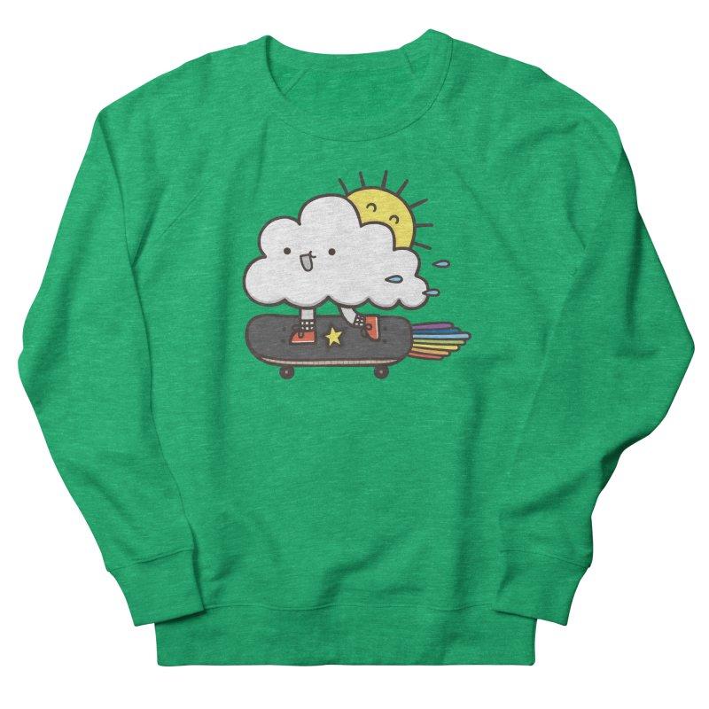 ALWAYS TIME TO SKATE Women's Sweatshirt by RiLi's Artist Shop