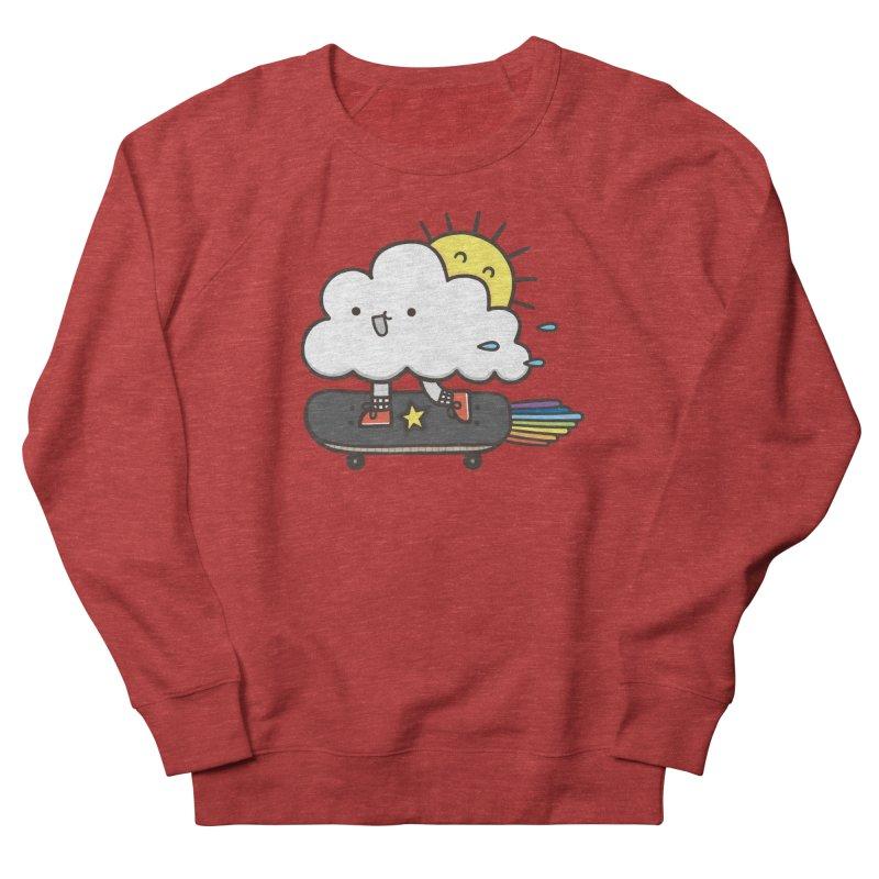 ALWAYS TIME TO SKATE Men's Sweatshirt by RiLi's Artist Shop