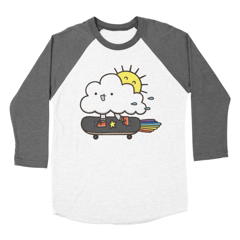 ALWAYS TIME TO SKATE Women's Longsleeve T-Shirt by RiLi's Artist Shop