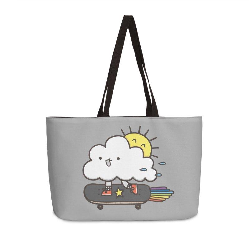 ALWAYS TIME TO SKATE Accessories Weekender Bag Bag by RiLi's Artist Shop